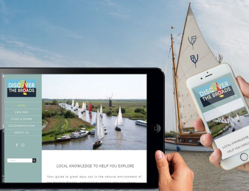 Discover The Broads re-launched…