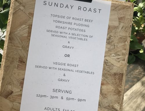 Sunday Roast @ BASECAMP
