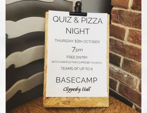 Quiz & Pizza Night @ BASECAMP