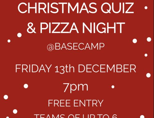 Christmas Quiz & Pizza Night