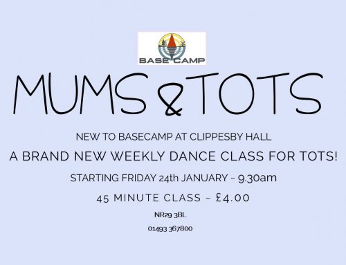 Mums & Tots ~ Friday Mornings @ BASECAMP